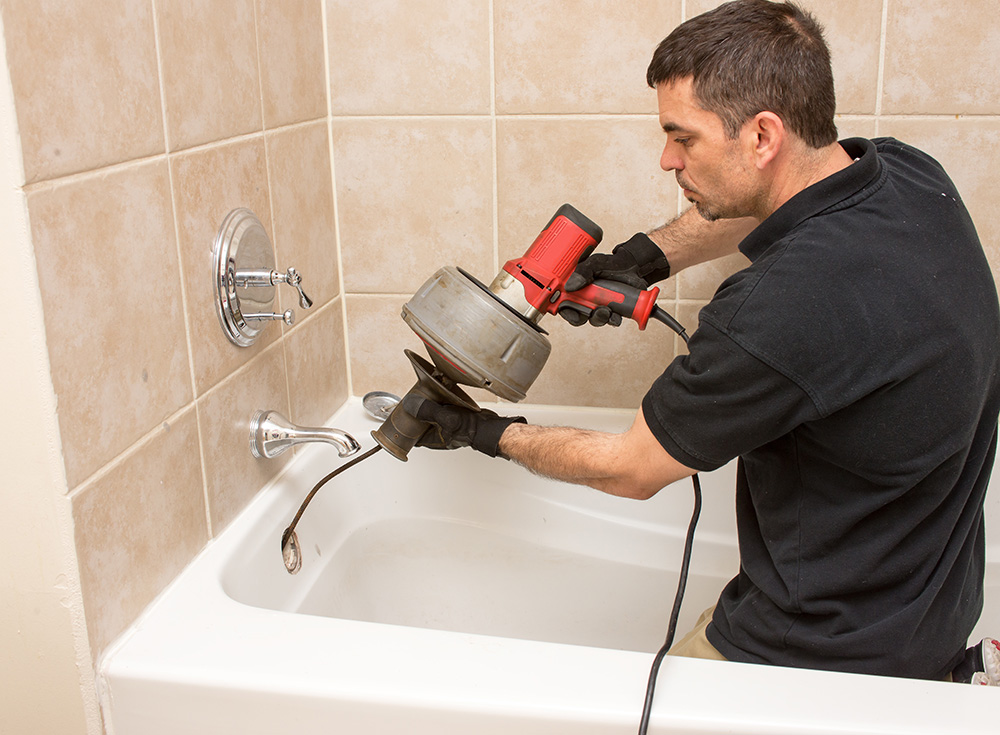 Drain Cleaning and Pipe Inspection